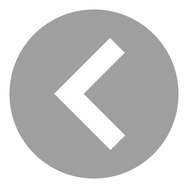 Left pointing arrow